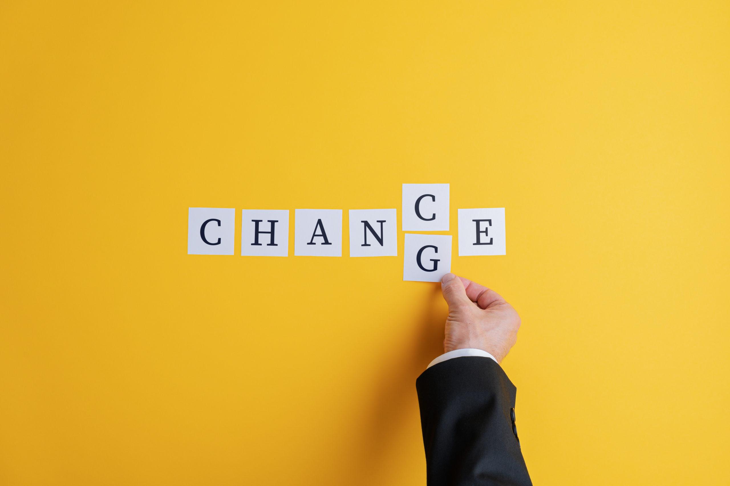 Innovation ou transformation ?
